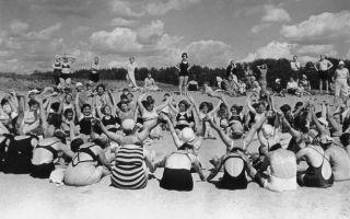 Массовое движение в 30 — 40-х годах xix века