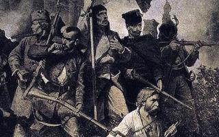 Восстание в литве и белоруссии