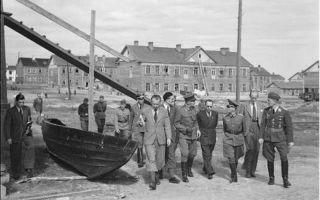 Оккупация карелии финскими войсками