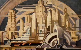 Изобразительное искусство и архитектура в ссср